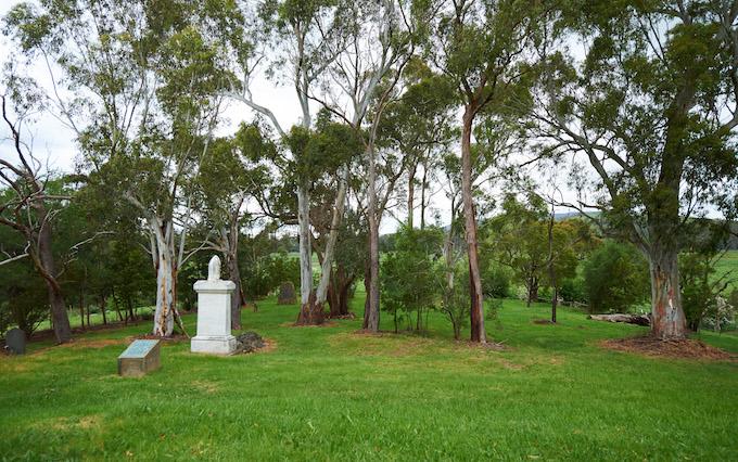 Coranderrk-Cemetery